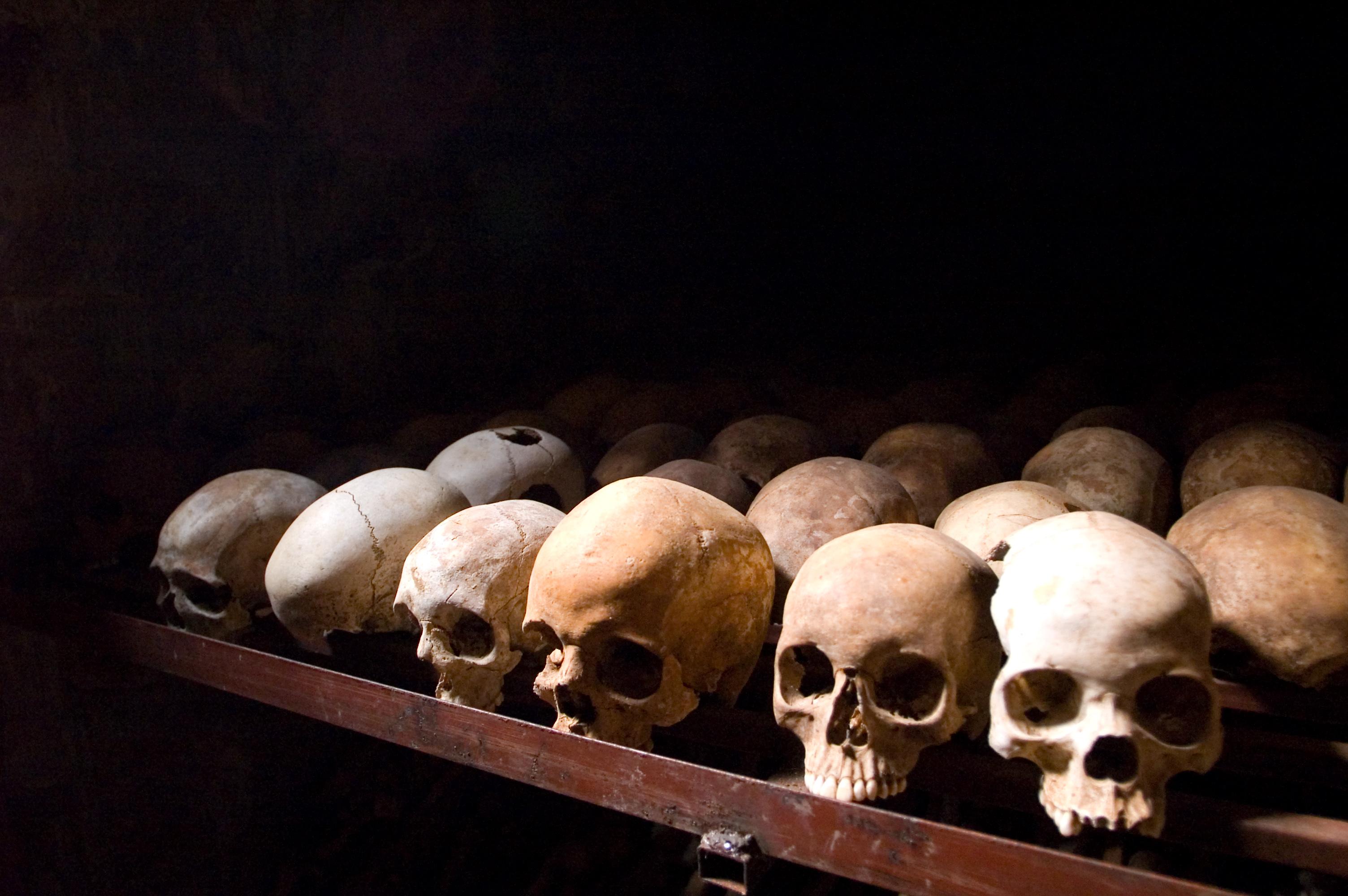 Vergangenheitsbewältigung in Rwanda