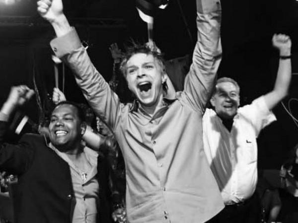 Estland gewinnt den Eurovision Song Contest 2001