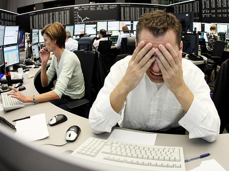 Börsenkrise: Diese Fehler sollten Sie vermeiden
