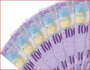 10 000 Franken sparen ohne Komforteinbusse
